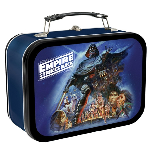 Star Wars The Empire Strikes Back Movie Poster Large Tin Tote