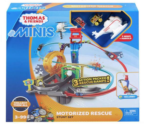 Thomas & Friends Minis Motorized Rescue Stunt Playset