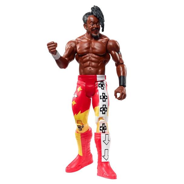 WWE Basic Collection Wave 2 2020 Top Picks Kofi Kingston Figure