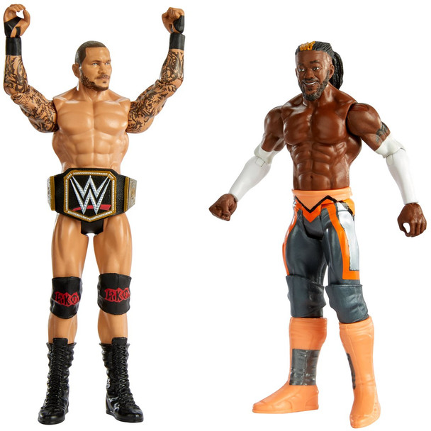 WWE Basic Series 67 Randy Orton & Kofi Kingston Action Figure 2-Pack