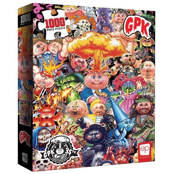 "Garbage Pail Kids ""Yuck"" 1000 Piece Puzzle"