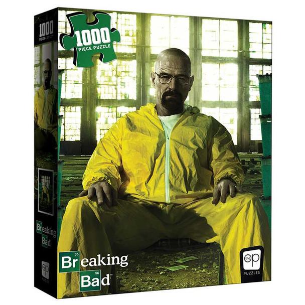 "Breaking Bad ""Breaking Bad"" 1000 Piece Puzzle"