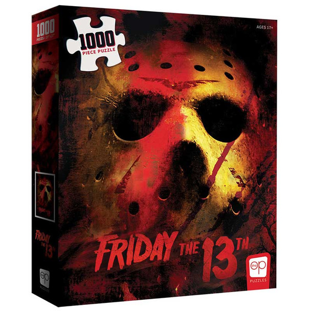 """Friday the 13th """"Friday the 13th"""" 1000 Piece Puzzle"""