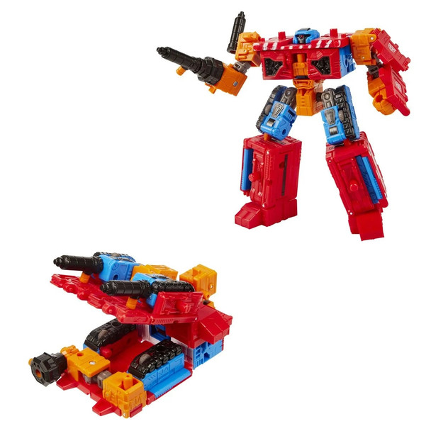 Transformers Generations Selects War for Cybertron Earthrise Deluxe Hothouse - Exclusive