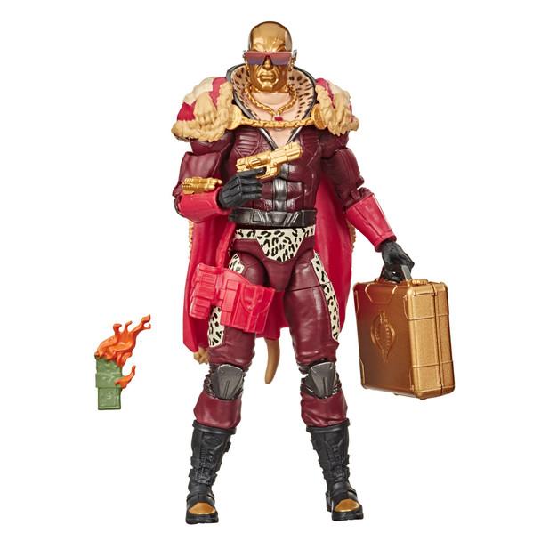 G.I. Joe Classified Series 6-Inch Profit Director Destro Action Figure - Exclusive