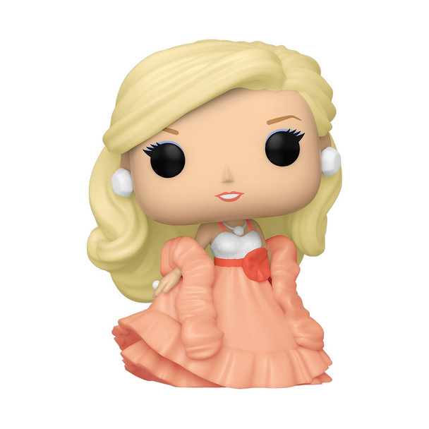 Funko Barbie Peaches N Cream Barbie Pop! Vinyl Figure