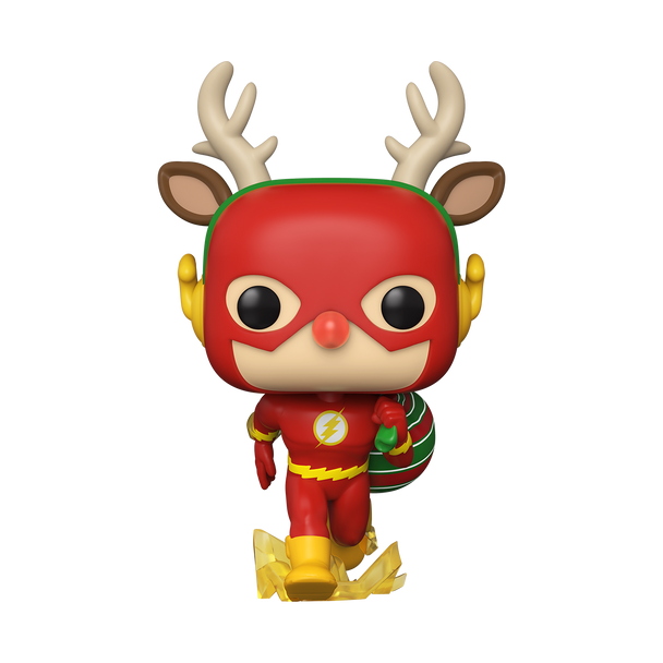 Funko The Flash Holiday Dash Pop! Vinyl Figure