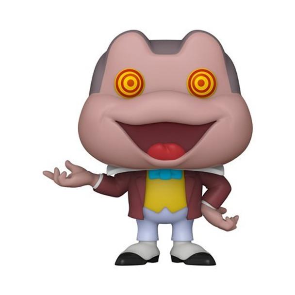 Funko Disneyland 65th Anniversary Mr. Toad Spinning Eyes Pop! Vinyl Figure