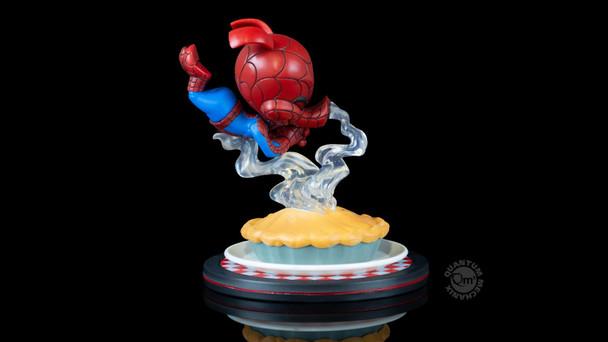 QMX Spider-Ham Q-Fig Diorama