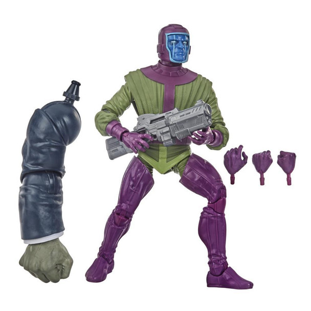 Hasbro Marvel Legends Series 6-inch Marvel's Kang Action Figure