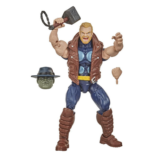Hasbro Marvel Legends Series 6-inch Collectible Marvel's Thunderstrike Action Figure