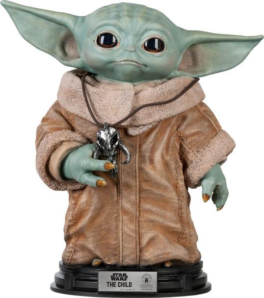 Rubies Star Wars: The Mandalorian Lifesize The Child Statue