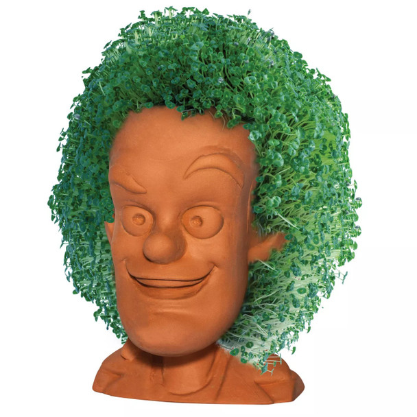 NECA Back to the Future Doc Brown Chia Pet