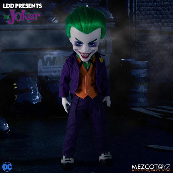 Mezco Toyz LDD Presents DC Universe: The Joker  Doll