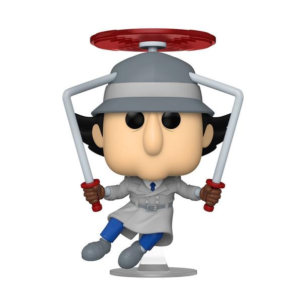 Funko Inspector Gadget Flying Pop! Vinyl Figure