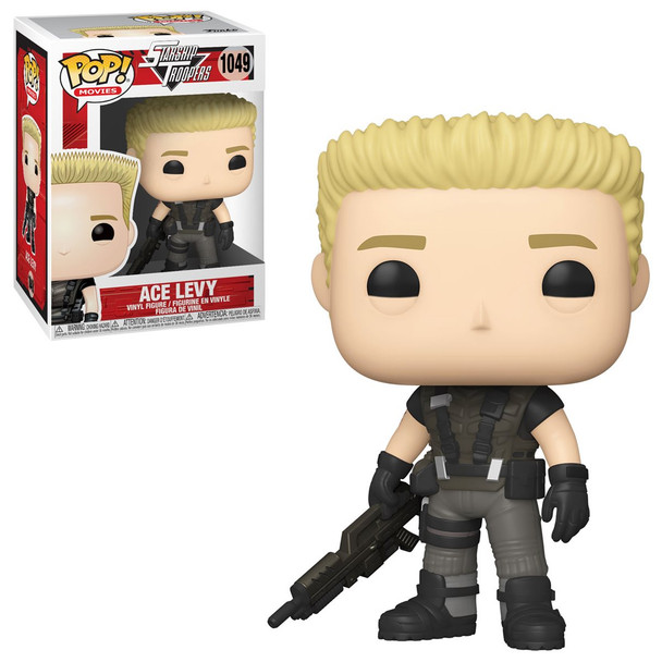 Funko Starship Troopers Ace Levy Pop! Vinyl Figure