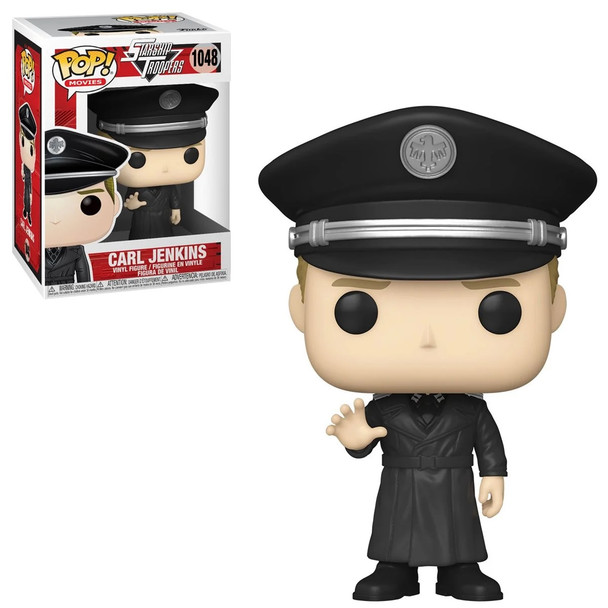 Funko Starship Troopers Carl Jenkins Pop! Vinyl Figure