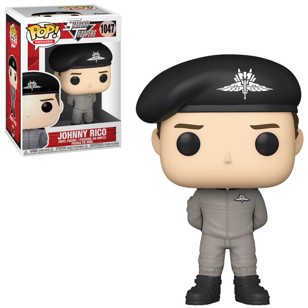 Funko Starship Troopers Johnny Rico Pop! Vinyl Figure