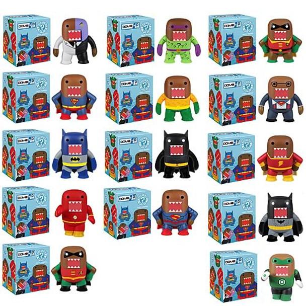 DC Heroes Domo Mysterio Minis Pop! Vinyl Figure 4-Pack