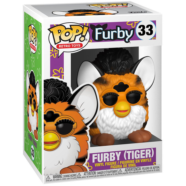 Funko Furby (Tiger) Pop! Vinyl Figure