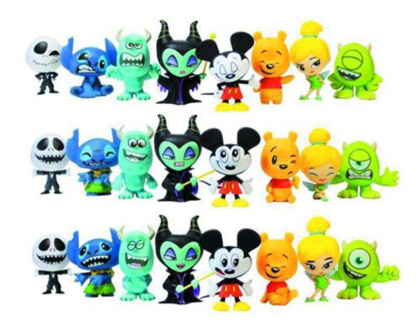 Disney Pixar Mystery Mini Vinyl Figure 4-Pack