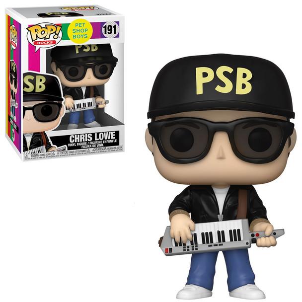 Funko Pet Shop Boys Chris Lowe Pop! Vinyl Figure