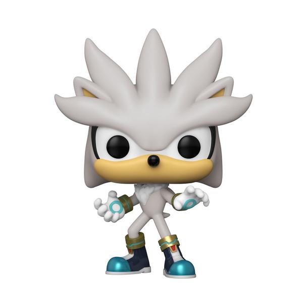 Funko Sonic the Hedgehog 30th Anniversary Silver Pop! Vinyl Figure