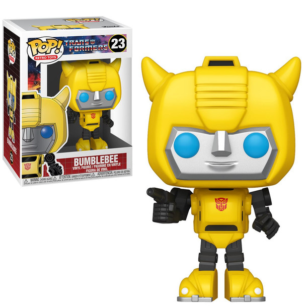 Funko Transformers Bumblebee Pop! Vinyl Figure