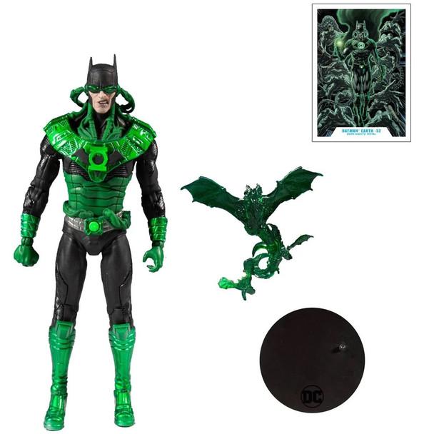 DC Multiverse Dark Nights Metal Earth-32 Batman Dawnbreaker 7-Inch Action Figure