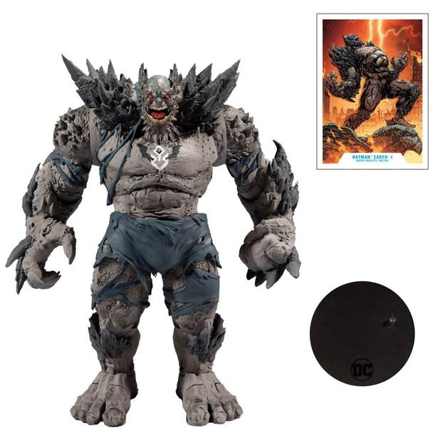 DC Multiverse Dark Nights Metal Earth-1 Batman Devastator 7-Inch Action Figure