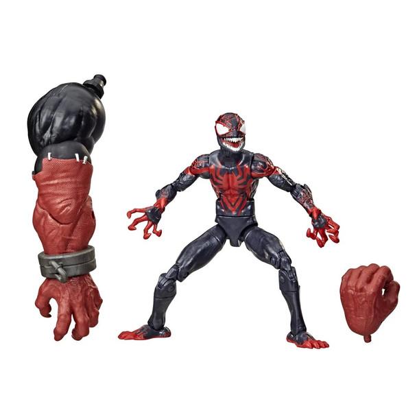Venom Marvel Legends 6-Inch Miles Morales Action Figure