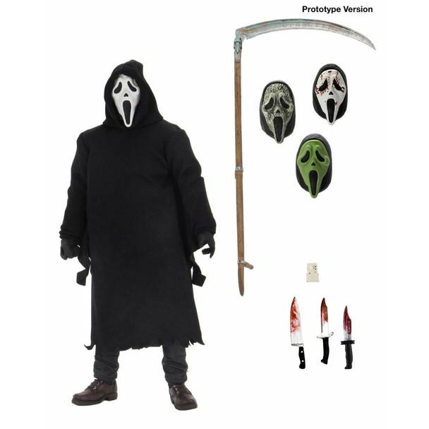 Neca Scream Ghostface Ultimate 7-Inch Scale Action Figure