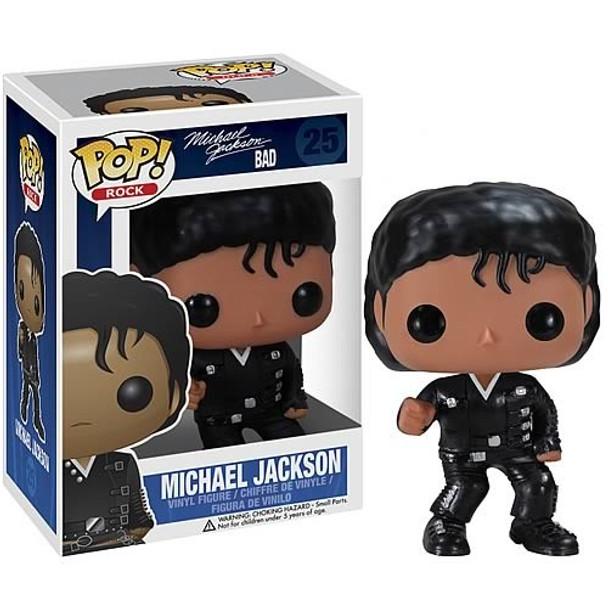 Michael Jackson Bad Pop! Vinyl Figure