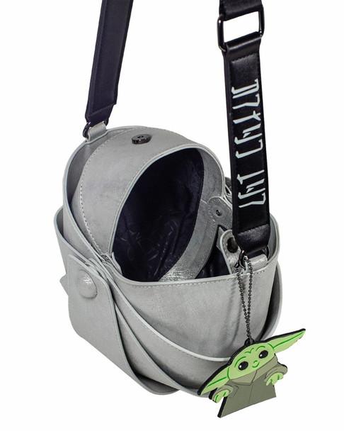 Star Wars: The Mandalorian The Child Hover Pram Crossbody Bag by Danielle Nicole