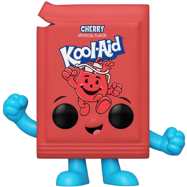 Funko Kool Aid Original Kool Aid Packet Pop! Vinyl Figure