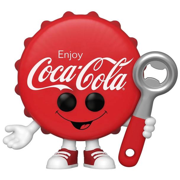 Funko Coca-Cola Coke Bottle Cap Pop! Vinyl Figure