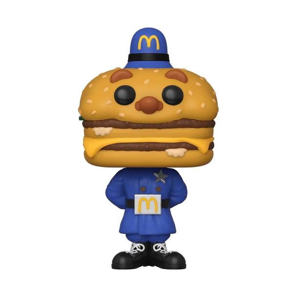Funko McDonald's Officer Big Mac Pop! Vinyl Figure