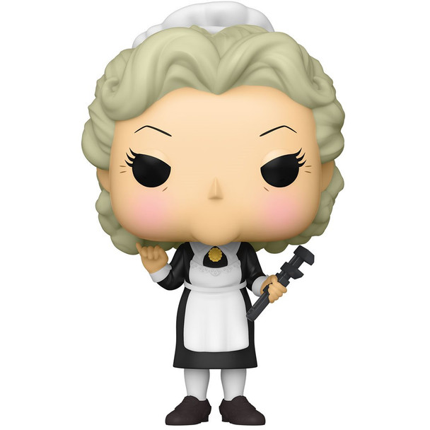 Funko Clue Mrs. White with Wrench Pop! Vinyl Figure