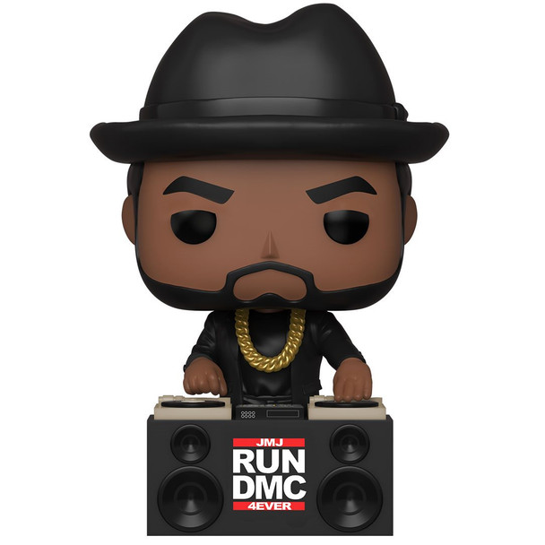 Funko Run DMC Jam Master Jay Pop! Vinyl Figure