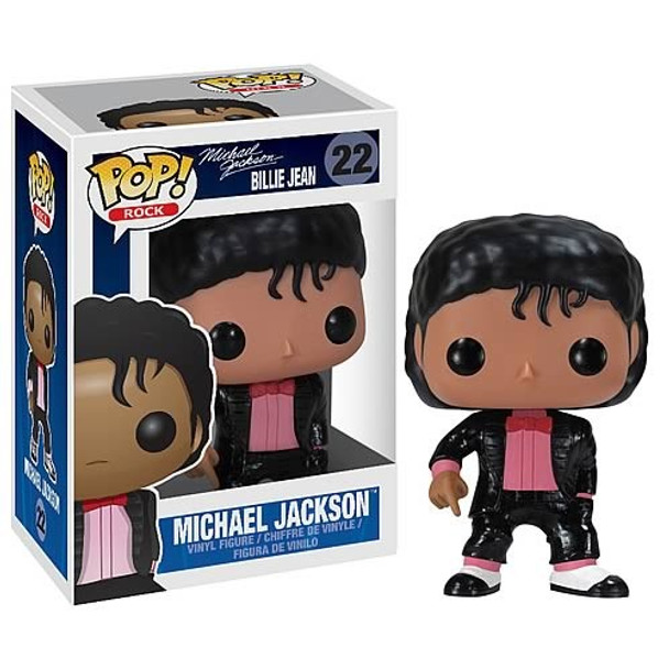 Michael Jackson Billie Jean Pop! Vinyl Figure