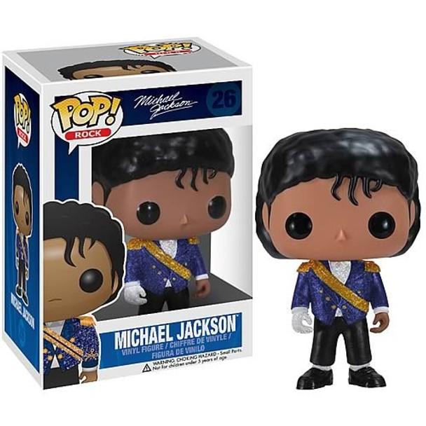 Michael Jackson Military Jacket Pop! Vinyl Figure