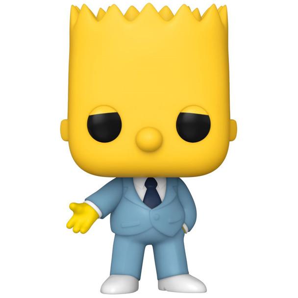 Funko Simpsons Gangster Bart Pop! Vinyl Figure