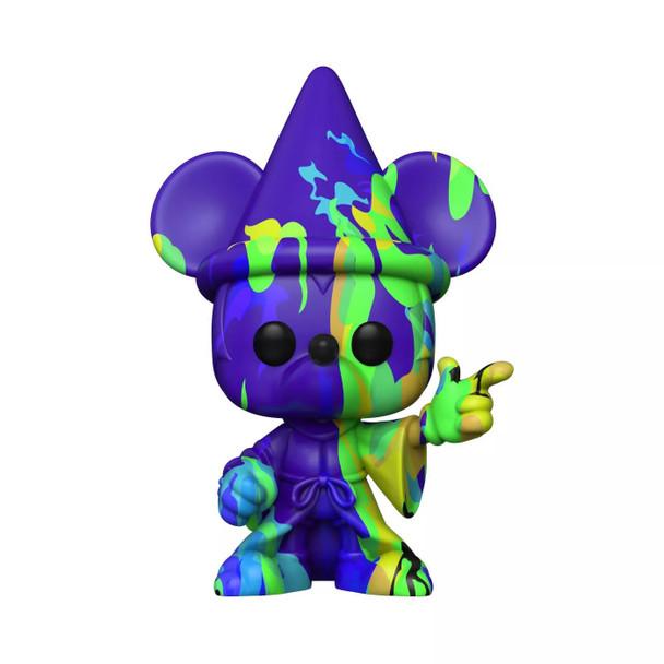 Funko Disney Fantasia 80th Anniversary Mickey #2 (Artist Series) Pop! Vinyl Figure