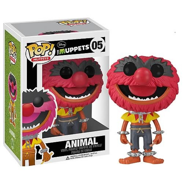 Muppets Animal Pop! Vinyl Figure