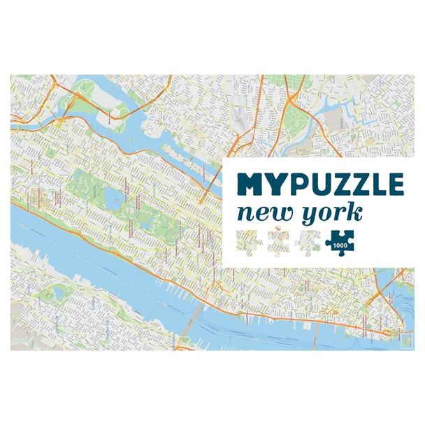 MYPUZZLE New York City 1000 Piece Puzzle