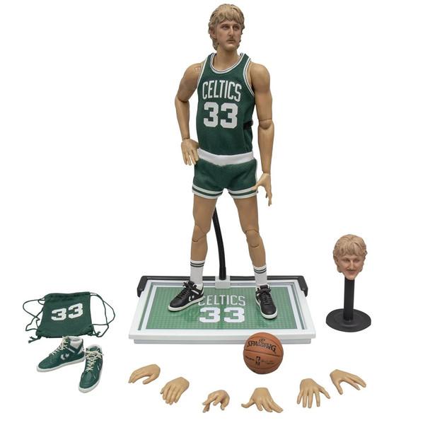 NBA Boston Celtics Larry Bird 1:6 Scale Action Figure