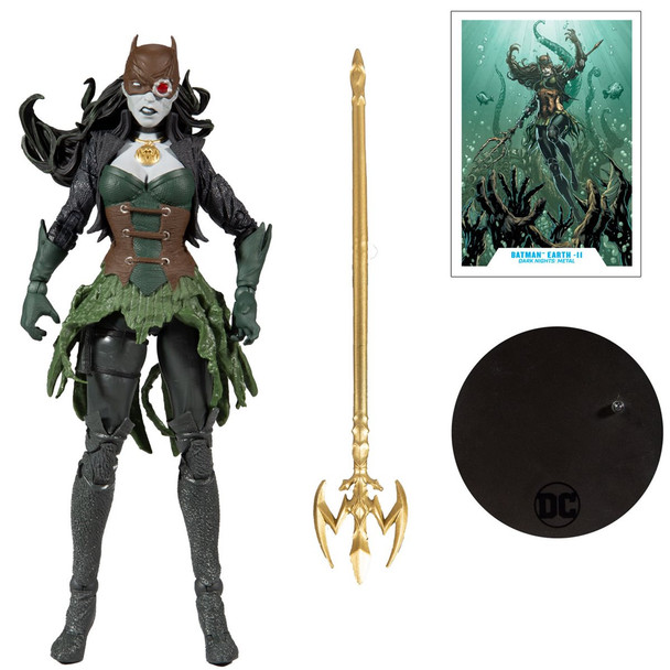 DC Multiverse The Drowned 7-Inch Action Figure