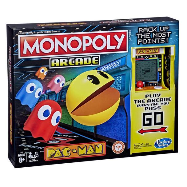 Monopoly Arcade Pac-Man Game