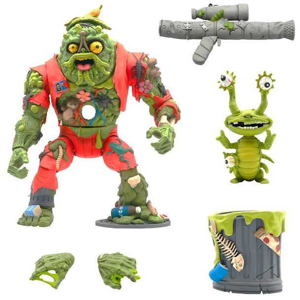 [PRE-ORDER] Super7 Teenage Mutant Ninja Turtles Ultimates Muckman and Joe Eyeball 7-Inch Action Figure