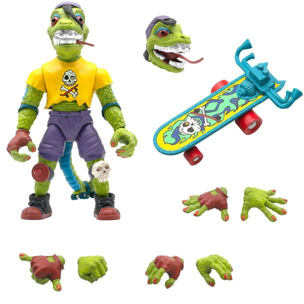 [PRE-ORDER] Super7 Teenage Mutant Ninja Turtles Ultimates Mondo Gecko 7-Inch Action Figure